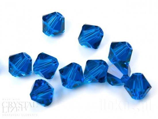 SWAROVSKI 5328 MM 5,0 CAPRI BLUE